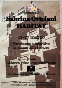 Locandina Sabrina Ortolani
