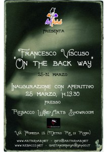 Francesco Viscuso - On the back way
